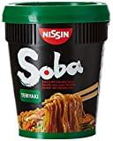 Nissin Nouilles Instantanées Soba Teriyaki 90 g