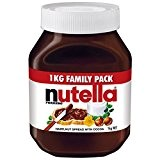 Nutella Familly Pack 1Kg