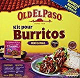 Old El Paso Kit pour Burrito 510 g - Lot de 10