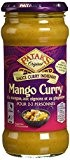 Patak'S Sauce Curry Mango - Lot de 3