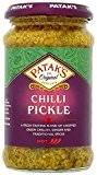 Pataks Chilli Pickle 283 g (Pack of 6)