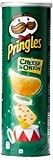 Pringles chips Cheese & Oignon 165 g - Lot de 4