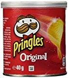 Pringles chips Original Mini 12 x 40 g