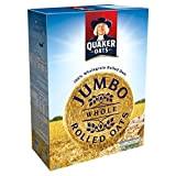 Quaker Oats Jumbo Bouillie De Flocons D'Avoine 1 Kg