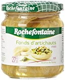 Rochefontaine Mini Fonds d'Artichauds 21 cl - Lot de 4