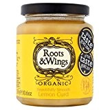 Roots & Wings Organic Lemon Curd 300g