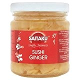 Saitaku Sushi Pickled Ginger 190g