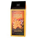 Salem Baking Petite Cheese Straws, Classic Cheddar, 4.5-Ounce (Pack of 6) by Salem Baking