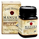 Taku Honey Miel de Manuka UMF15+, 250g