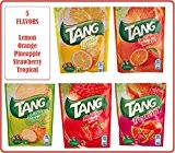 TANG 80 SACHET S =80LT. ORANGE, CITRON, TROPICAL ,FRAISE, ANANAS