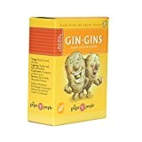 The Ginger People - Gin Gins - Hard Ginger Candy - 84g (Case of 12)