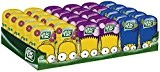 tic tac Maxi Pack Simpsons édition Boîte Assortiment Donut, Bubble Gum, Blueberry 98g - Lot de 30