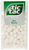 Tic Tac Menthe Boîte de 100 49 g - Lot de 6