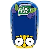 Tic Tac Simpsons Marge