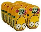 tic tac Simpsons Maxi Pack Homer Simpson édition Donut 98g - Lot de 8