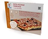 TOUPARGEL - Pizza royale rectangulaire - 600 g - Surgelé