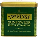 Twinings Thé vert en Vrac Gunpowder 200 g - Lot de 3