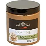 Valrhona - Praliné amande noisette 50% 300 g
