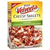 Velveeta Cheesy Skillets Dinner Kit Lasagna by Kraft