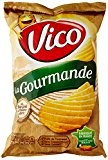 Vico la gourmande le Sachet 120 g Chips - Lot de 5