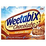 Weetabix 24S Chocolat 540G - Paquet de 2