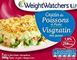 WEIGHT WATCHERS - Gratin de poisson et purée - 300 g - Surgelé