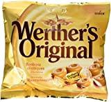 Werther's Original Caramels Durs à la Crème/au Beurre 175 g