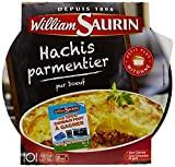 William Saurin L'Assiette Du Jour, Hachis Parmentier (Pur Bœuf) 300 g - Lot de 4