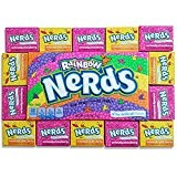 Wonka Nerds Gift Box - Birthday Party American Retro Bonbons Bonbons N14