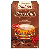 Yogi Tea | Choco Chilli Organic Tea | 6 x 17 Bags
