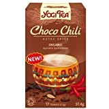 Yogi tea Thé Bio Chili 31 g - Lot de 2