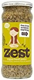 Zest Basil Vegan Pesto 340 g (Pack of 3)