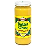 Ziyad All Natural Butter Ghee 16 Oz (Pack of 2) by Ziyad